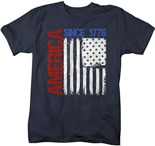 America Since 1776 T-Shirt ND28J0