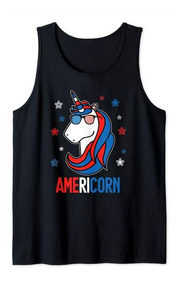 Americorn 4th of July Tanktop ND28J0