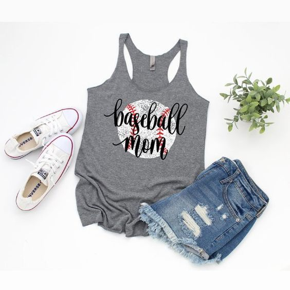 Baseball Mom Seller Tanktop ND28J0