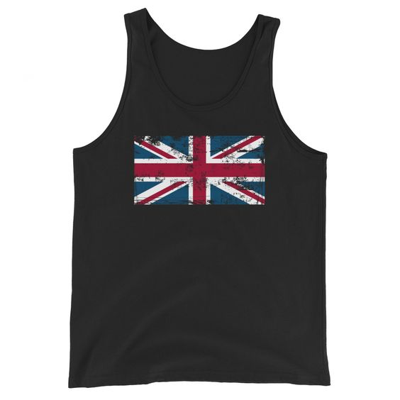 England flag Tanktop ND28J0