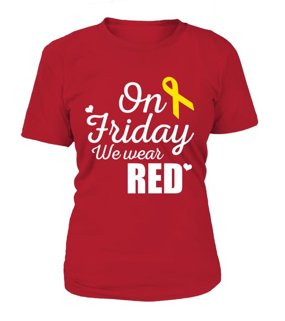 On Friday Wear T-Shirt ND28J0