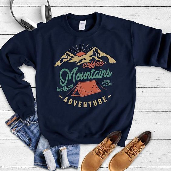 Adventure Sweatshirt SR5F0