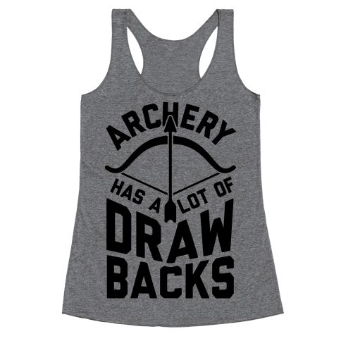 Archery Has A Tanktop MQ07J0