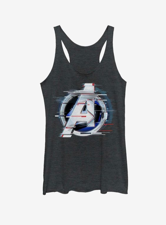 Avengers design Tank Top SR24F0
