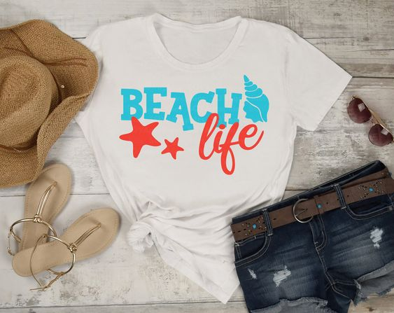 Beach Life T-Shirt ND5F0