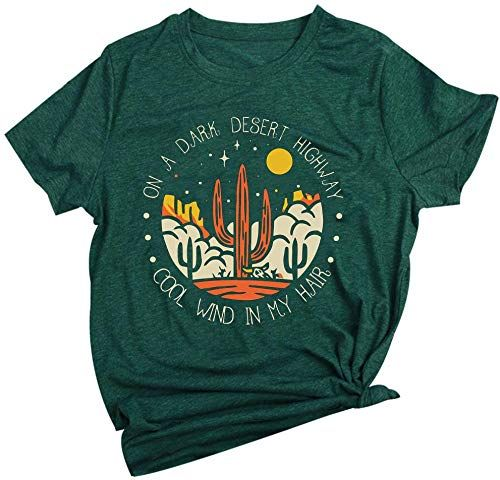 Arizona Cactus Shirt ZL10M0