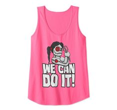 We Can Do It Tanktop TA4M0