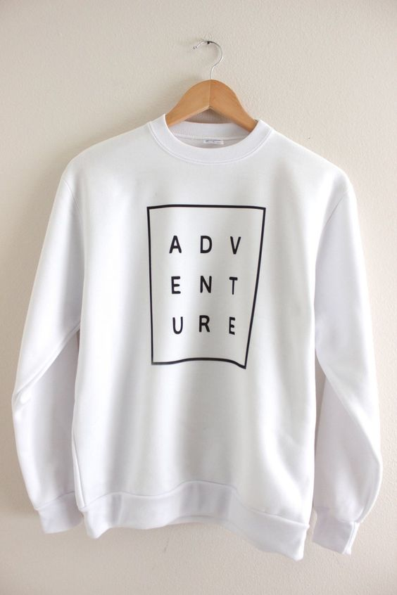 ADVENTURE Sweatshirt RL17A0