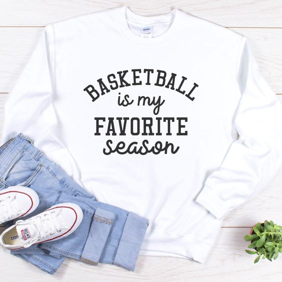 Basketball Favorite Sweatshirt RL17A0