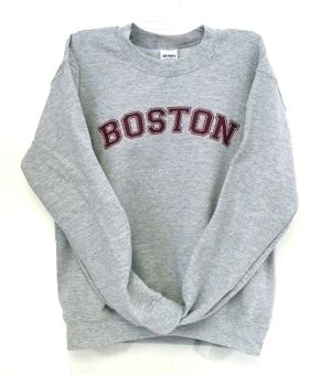Boston Sweatshirt RL17A0