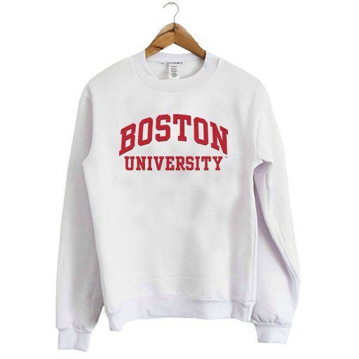 Boston University Sweatshirt RL17A0