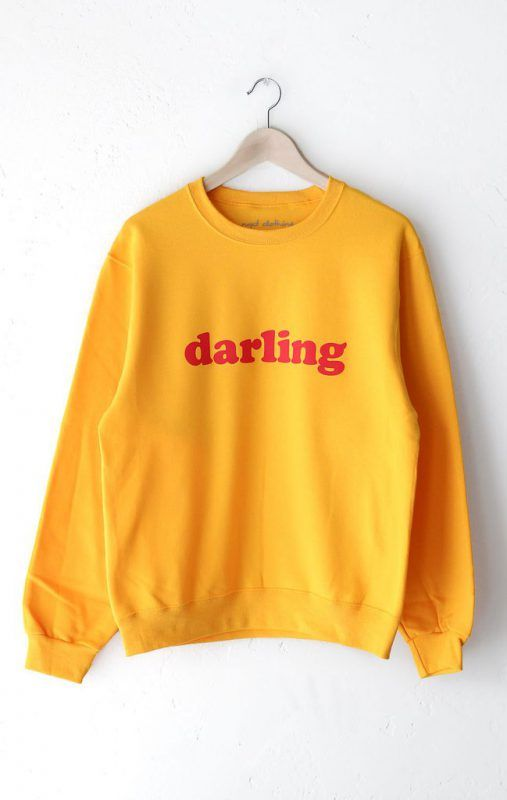 Darling Sweatshirt RL17A0