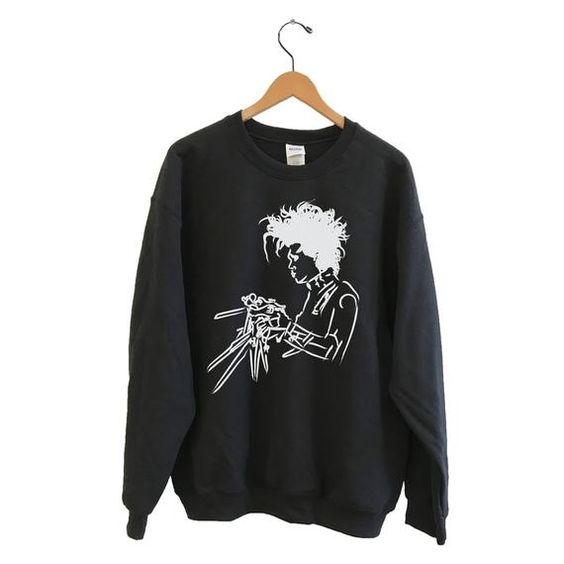 Edward Scissorhands Sweatshirt LI14A0