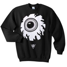 Eyeball Sweatshirt LI14A0