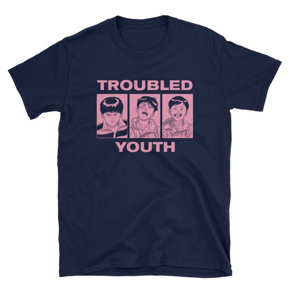 Trouble Youth T-Shirt ND20A0