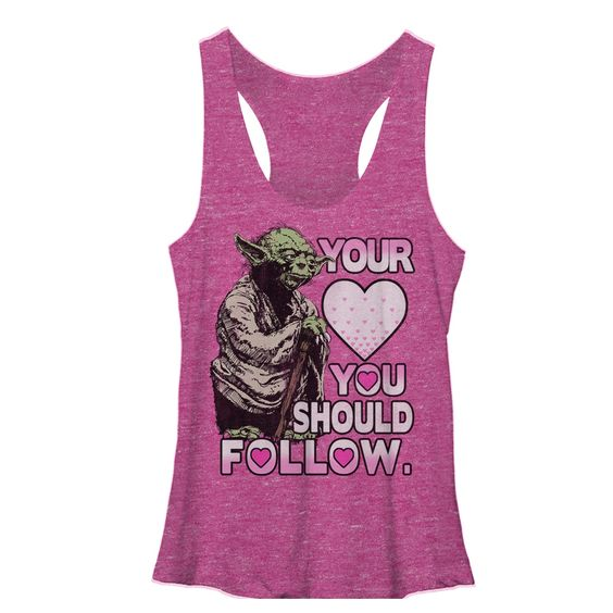 Yoda Your Heart Tanktop AS1A0