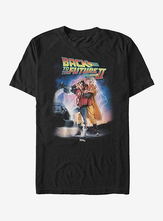 Back To Future T-Shirt ND6M0