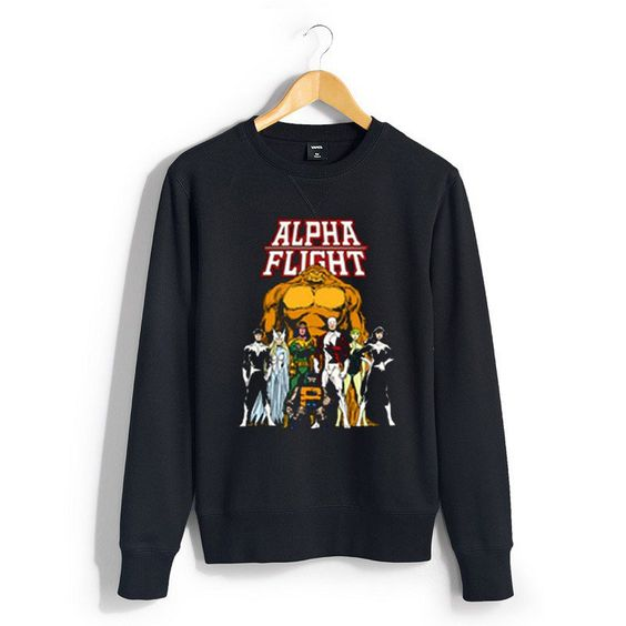 Alpha Flight Sweatshirt TY23JN0