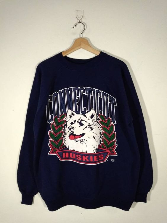 Connecticut Huskies Sweatshirt TY23JN0
