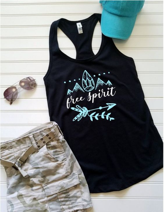 Free Spirit Tanktop AS25JN0