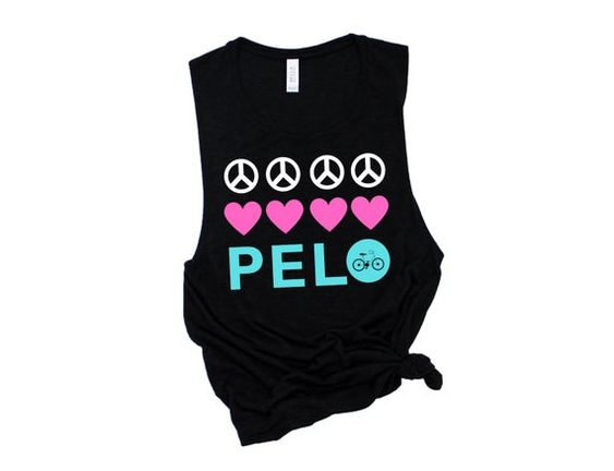 Peace Love Pelo Tanktop AS24JN0
