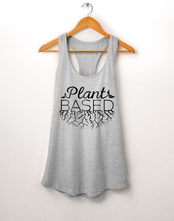 Plant Based Tank Top AS25JN0