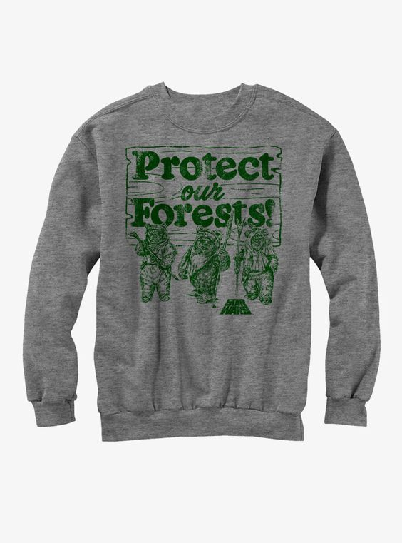 Protect Our Forests Sweatshirt TY23JN0