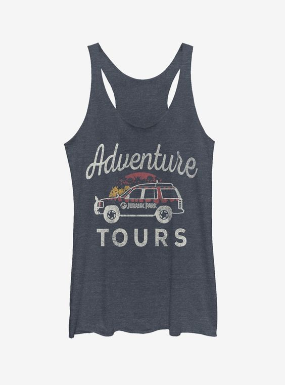 Adventure Car Tours Tanktop TU14AG0