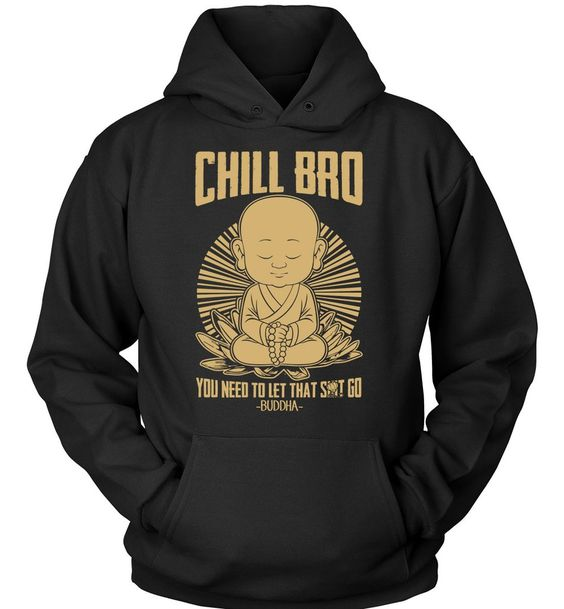 Chill Bro Hoodie AS6AG0