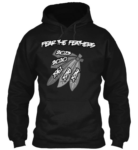 Fear The Feathers Hoodie AS6AG0