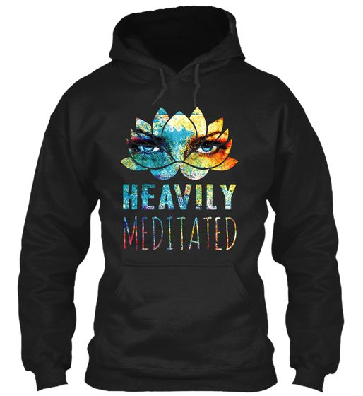 Heavily Meditated Hoodie AS6AG0