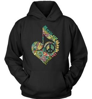 Hippie Style Apparel Hoodie AS6AG0
