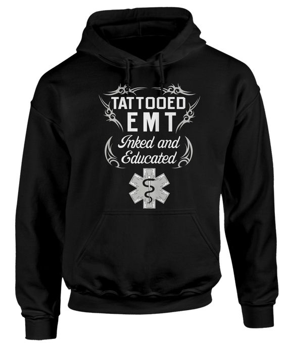 Tattooed Hoodie AS6AG0