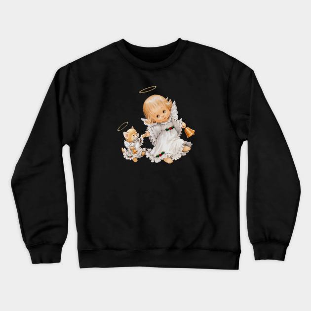 Cat Angels Sweatshirt FD9N0