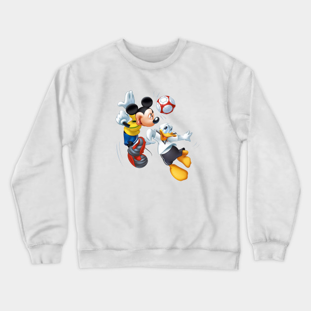 Mickey and donald Sweatshirt FD9N0
