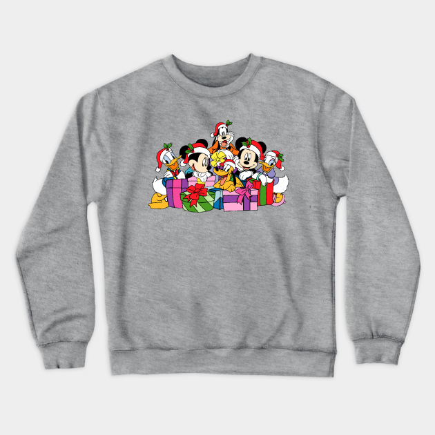 disneys christmas gift Sweatshirt FD9N0