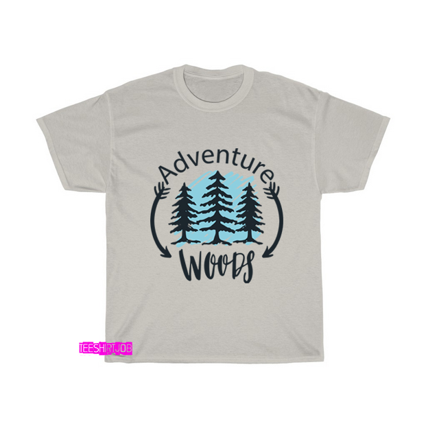 Adventure woods T-shirt FD17D0