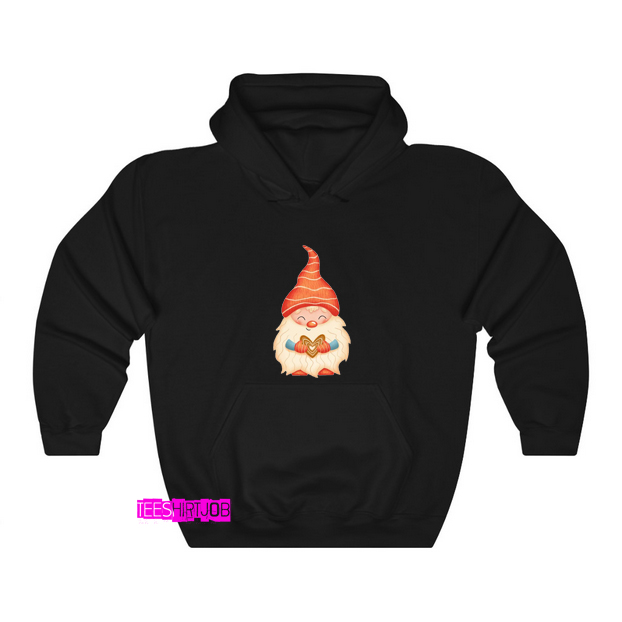 Cartoon Chrismast Hoodie FD1D0
