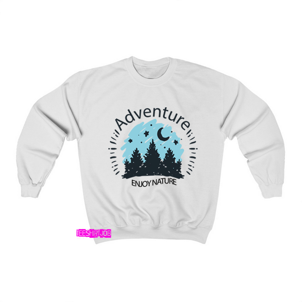 Enjoy adventure Sweatshirt FD17D0