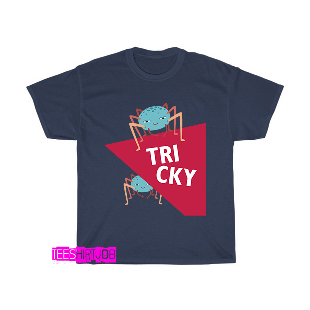 tri-cky-and-two-monster-T-Shirt EL24D0