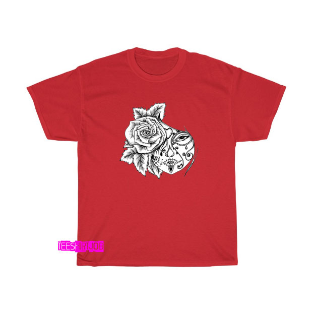 Woman Rose t shirt SY23JN1